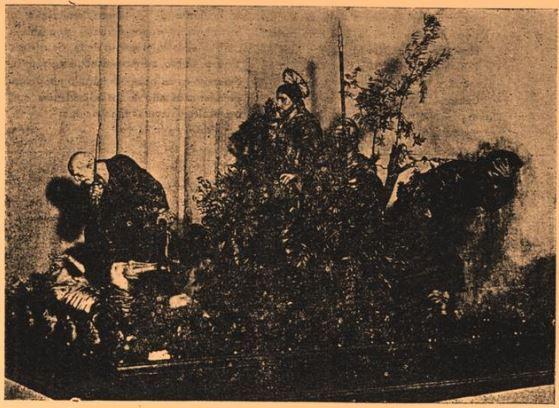 Misterio del Prendimiento - Jesús de Perceval- Año 1948